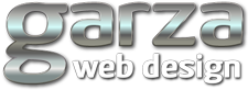 Garza Web Design in Richmond Logo