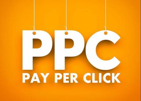 Pay per click PPC on strings