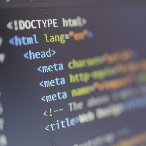 Web Development code for Web Design